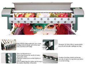 fy 3208h solvent printer
