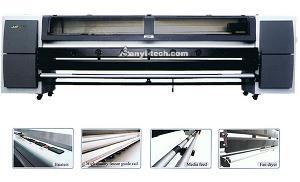 km512 42pl solvent printer