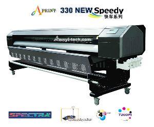 spectra 330 speedy solvent printer