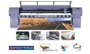 spectra 3360ec solvent printer