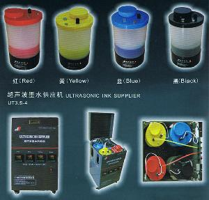 ultrasonic ink tank supplier