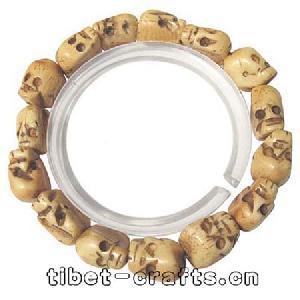 yak bone skull