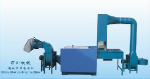 micro –fiber carding mchine bc1001 1000m