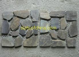 irregular slate crazy paving slateofchina