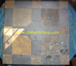 mosaic tile slateofchina