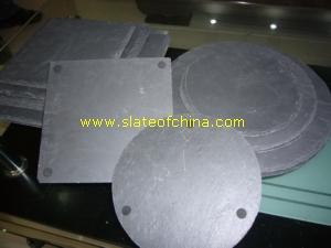 nature slate plate slates tray dish slateofchina