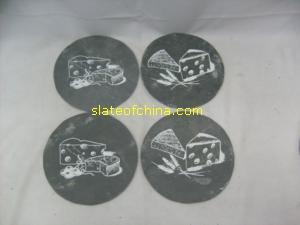 slate plate mat slateofchina