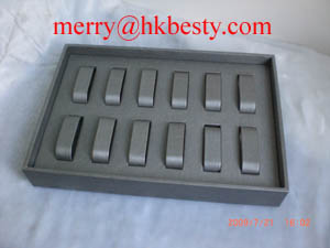 watch display tray holds 12 watches