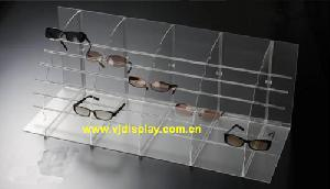 eyeglasses display acrylic