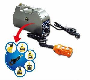 portable hydraulic pump motor