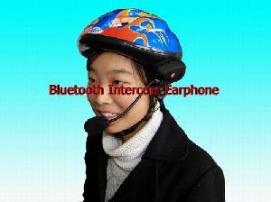 blue tooth intercom earphone bt908