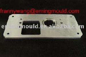 6061 5052 7075 6082 piezas de precisión aluminio