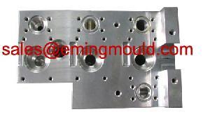 peças da máquina usinagem de precisão cnc fresagem e torneamento