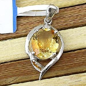 sterling silver citrine pendant ring amethyst earring jewelry