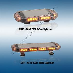 emergency led mini lightbar