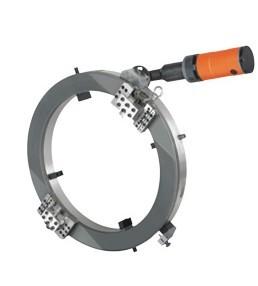 eletric pipe cutting beveling machine