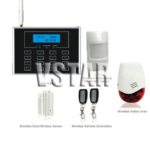 finland home security alarm panels integrated gsm cellular module