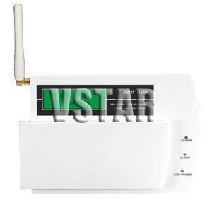 gsm wireless alarm system bypass