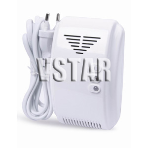 wireless alarm sensor gas lpg wrq vstar security