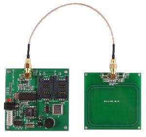 rfid reader dual interface