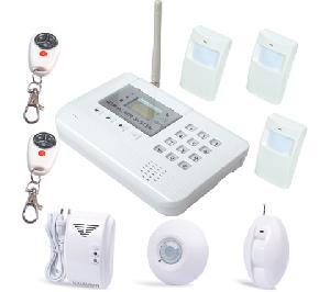 casa de seguridad del sistema alarmas gsm king pigeon alarm s100