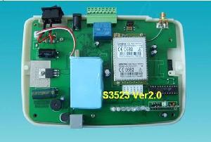 inalámbrica gsm sms sistema alarma intrusión de casa s3523