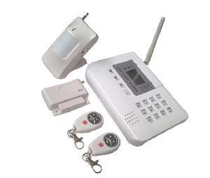 seguridad inalámbrica gsm sistema de alarma