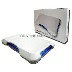 wii balance board blue light