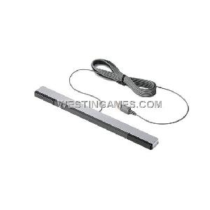 wired infrared ray sensor bar wii remote