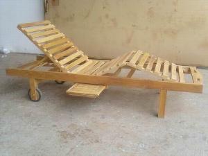 sun lounger susgender five position knock teak garden outdoor furniture
