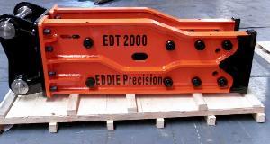 edt2000 hydraulic breaker