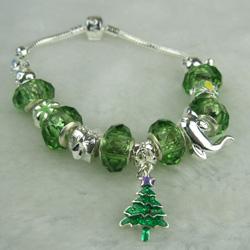 crystal pandora glass bracelets europe wholesale