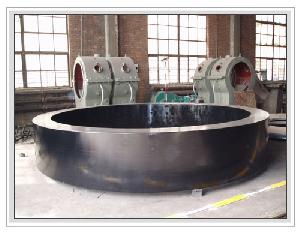 Tire For Lime Rotary Kiln