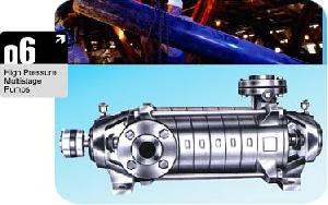 pressure multistage pumps
