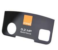 camera cover orange tm blackberry javelin curve 8900