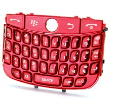 chrome keypad keyboard blackberry javelin curve 8900