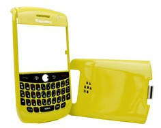 housing cover keypad blackberry javelin curve 8900