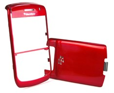 housing faceplate cover blackberry javelin curve 8900