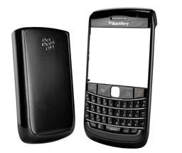 housing faceplate cover keypad metal linear metalic blackberry bold 9700 90