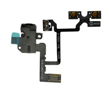 iphone 4 earphone jack power volume switch flex cable