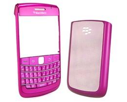 matte housing faceplate cover keypad metal dot battery magenta blackberry bold
