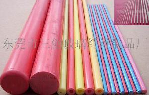 fiberglass supporting pole