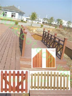 fencing edging wpc iso14001
