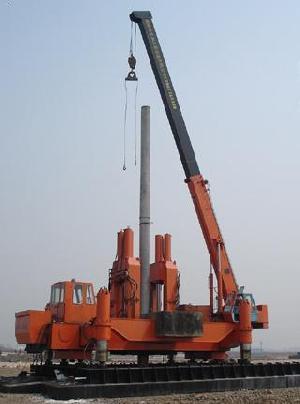 hydraulic static pile driver zyc800b
