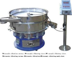 ultrasonic vibration screen vibrating vibratory sieve shaker