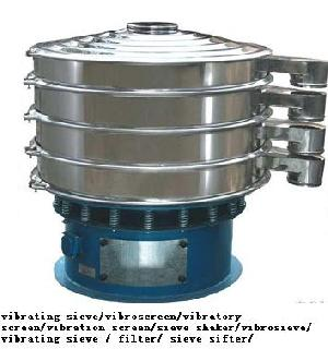 vibration screen vibrating sieve vibratory filter mesh siever sha