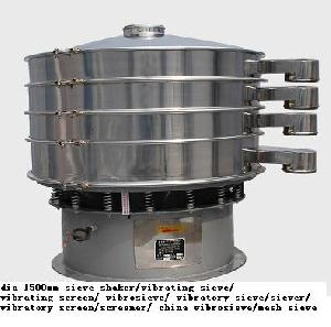 vibrosieve separation vibration screen vibrating filter sieve shaker si
