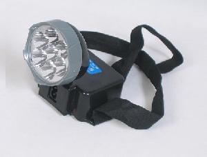 rechargeble 7pcs led headlight