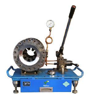manual hose crimping machine