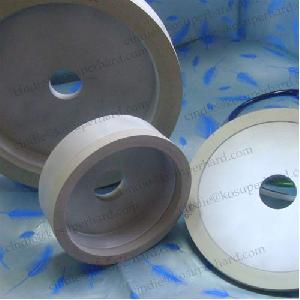 ceramic bond diamond wheel machining pcd pcbn 6a2